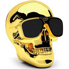 Jarre Technologies AeroSkull HD+ Chrome Gold (ML81022)