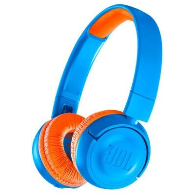 JBL JR300BT Blue/Orange (JBLJR300BTUNO)