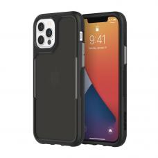 Griffin Survivor Endurance iPhone 12 & 12 Pro - Black/Gray/Smoke