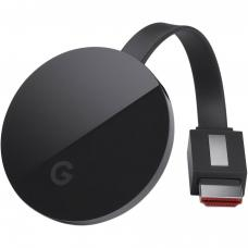 Google Chromecast Ultra Black