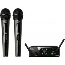 AKG WMS40 Mini Vocal Set BD ISM2 (WMS40 Mini Vocal Set BD ISM2)