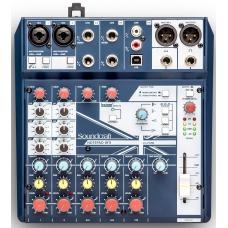 Soundcraft Notepad-8FX (Notepad-8FX)