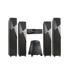 JBL Studio 190/180 Pack Black (STUDIO190/180PACKB)