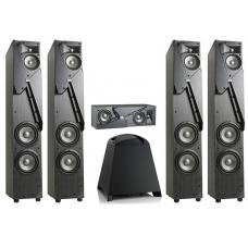 JBL Studio 190/190 Black Pack (STUDIO190/190PACK)