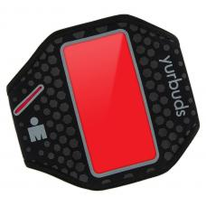 Yurbuds iPhone 5 Ergosport Armband Black/Red (YBIMARMB01BNR)