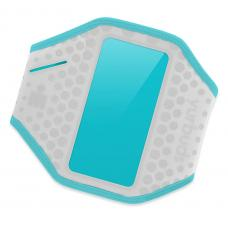 Yurbuds iPhone 5 Ergosport Armband Gray/Aqua for women (YBWNARMB01GNA)