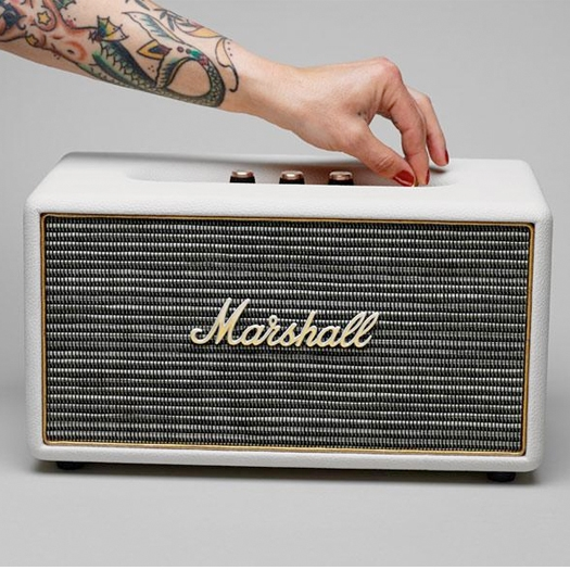 Акустика Marshall Louder Speaker Stanmore Bluetooth Black (4091627 ... b0147e020a694